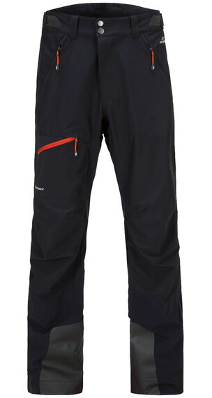 Peak Performance M's Tour Softshell Pants Black